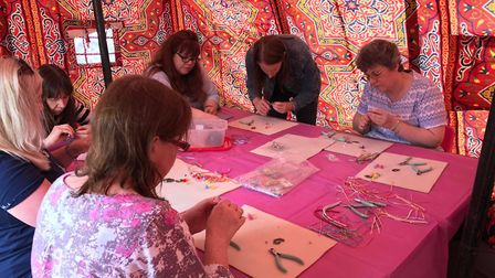 Spoilt Rotten Beads will host their annual festival in Ely this weekend