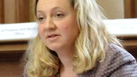 """Newnham's Cllr Lucy Nethsingha (Lib Dem) said she was worried there could be """"flash floods"""" in parts"""