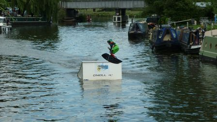 Aquafest, organised by Ely Rotary club, will return to the city on Sunday (July 1) and will celebrat
