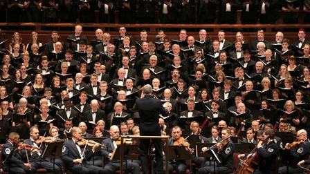 American Festival Chorus Orchestra to perform in Ely.