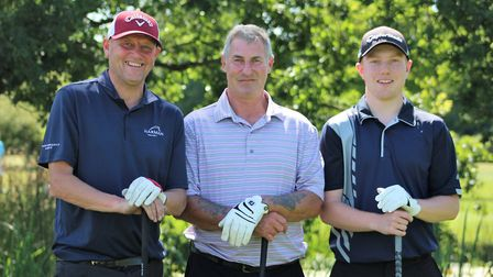 More than 60 members of the Ely City Golf Club took part in the Men's Club Championship on Sunday (J