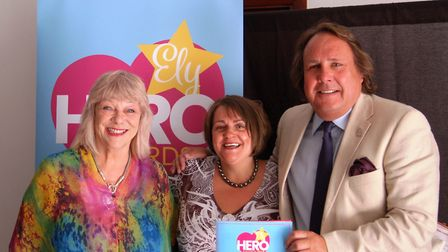 The Ely Hero Awards held at The Maltings in Ely. Picture: Rian Swift / Infiniti Graphics