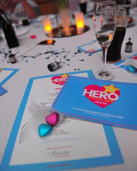 The Ely Hero Awards 2018 held at The Maltings in Ely. Picture(s): HARRY RUTTER