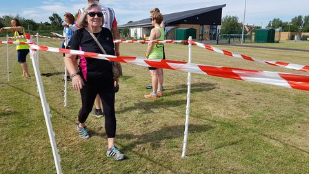 Littleport's first ever parkrun was a success this weekend - more than 130 runners gathered. PHOTO: