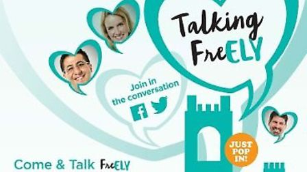Talking FreEly mental health awareness day