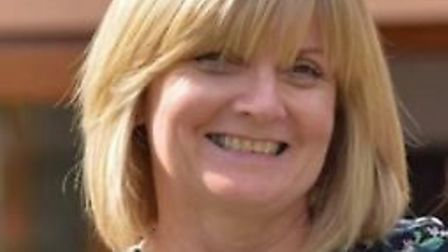 Spring Meadow Infant School in High Barns, Ely. Annete Blewett is the new headteacher who joined in