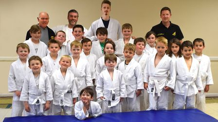 Witcham Judo Club has benefitted from two new safety mats after securing a sponsorship deal with two