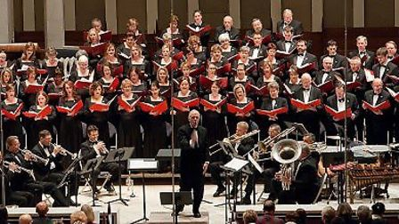 The City Choir of Washington is coming to Ely next month.
