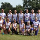 Soring heat could not hold back the mighty Fenland Running Club. PHOTO: Tony Foice-Beard.