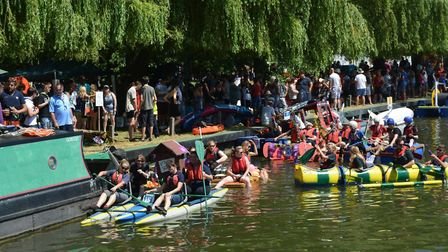 """Aquafest 2018 proved to be """"fun-filled day"""" in Ely this weekend. Picture(s): Mike Rouse"""