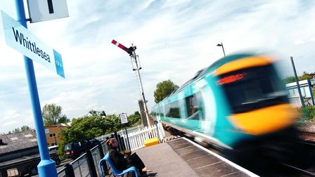 Whittlesey rail station will see the new ticket machine installed this summer