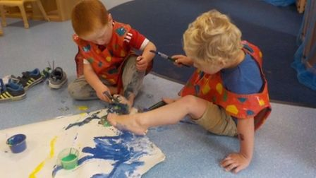 Emneth Nursery School & Children's Centre was praised by Ofsted in all four areas of inspection foll