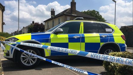 Fatal collision in Chatteris. Police are appealing for witnesses PHOTO: Beds, Herts, Cambs Police