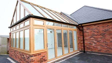 Safeseals conservatories are stylish and functional, and usable all-year-round
