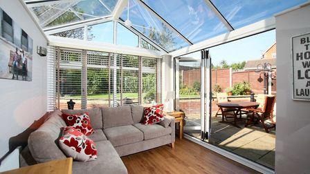 An orangery or conservatory can add value to your home