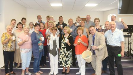 Coffee morning raises funds for children. PHOTO: David Bailey and RW Photography