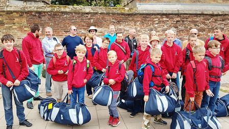 Seventeen of Ely Cathedral's choristers are heading to Estonia to perform at five concerts in variou