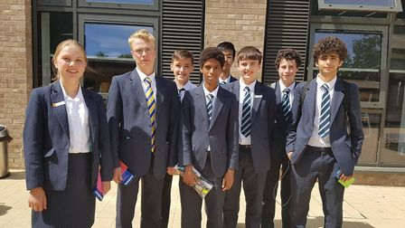 King's Ely maths enrichment conference