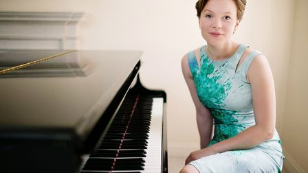 Clare Hammond performed a recital in Ely. Picture: Submitted