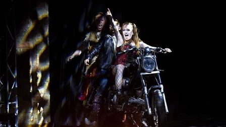 KD Theatre's production of 'We will Rock You' certainly 'rocked'.