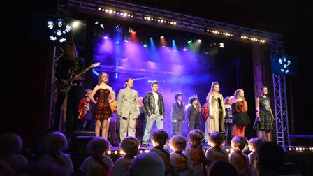 KD Theatre's 'We Will Rock You' brings energy and colour to The Maltings in Ely. Picture: Mike Rouse
