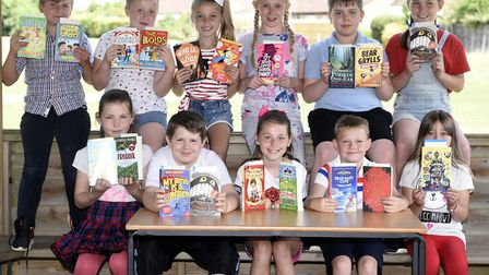 Wisbech St Mary - MP Steve Barclays Read to Succeed raises over 2,000 new books for local children