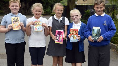 Friday Bridge - MP Steve Barclay's Read to Succeed raises over 2,000 new books for local children
