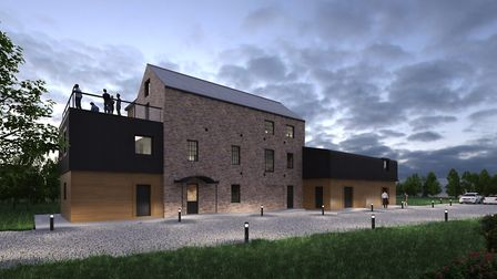 The Spencer Mill could become a major new arts centre for East Cambs.