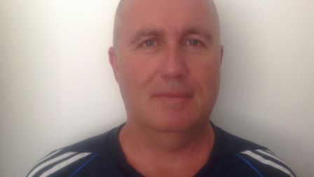 The men have secured Mike Yeoman on a two year coaching deal. Photo: Submitted.