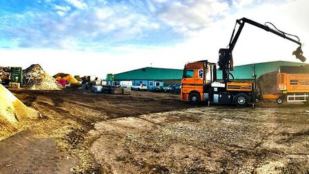 East Anglian Resources Limited (EARL) put forward the plans for their site in May. Photo: EARL