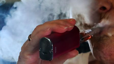 Firefighters in Cambridgeshire are warning people in the region about a vape pen product recall as t