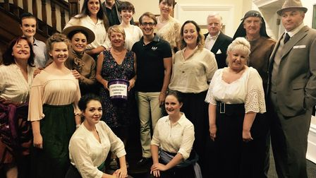 Viva Arts and Community Group raise funds for Soham Day Centre at My Fair Lady