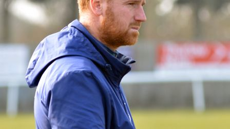 Ely City's fine start to the season has made manager Brady Stone feel better.