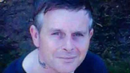 Peter Mark Anderson, 46, (pictured) was murdered at Stourbridge Common, Cambridge. Picture: Cambridg