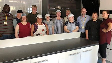 Students at FACET charity education centre received a huge boost this week as they opened up a brand