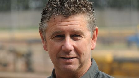 Kevin Jolly, Mildenhall joint promoter and chairman