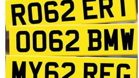 Number plates are the latest target for thieves in Ely and Soham. PHOTO: Government website