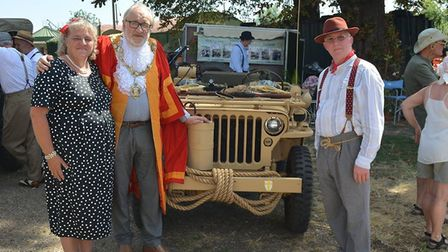 Step back in time for 1940's event at Prickwillow Museum. Photo: Mike Rouse