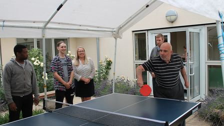 Four organisations that help dozens of people get the best quality of life in Cambridgeshire have wo