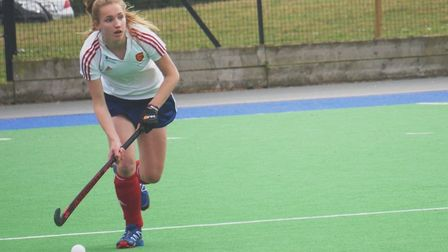 Rebecca Daniel, a King's Ely Sixth Form student from Newmarket, has been selected to represent the E