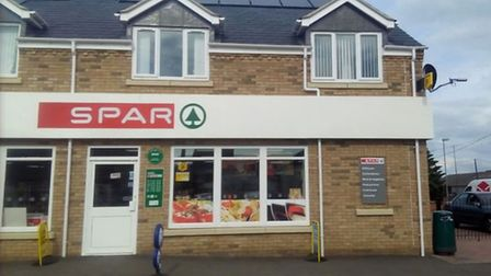 """Two men broke in to the Spar shop in Benwick, overnight, leaving those who live above """"very frighten"""