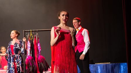 KD Theatre Productions' Great British Seaside Special 2018 is coming to Ely. Photo: Daniel Bell.