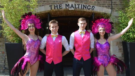 Ely-based KD Theatre Productions Summer Variety Show'. Picture: Mike Rouse