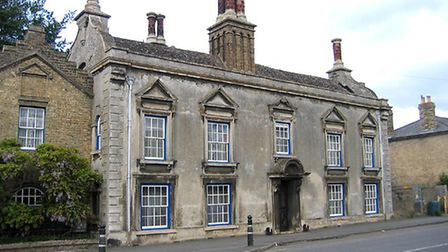 Couple fined for allowing a Gothic house in Cottenham High Street to fall into disrepair.