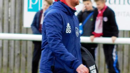 Brady Stone was left fuming by Ely City's exit from the FA Cup.