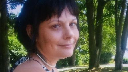 Emma Williams (pictured), who is missing from her Lowestoft home, could have travelled to Cambridges