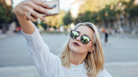 You could win 1,000 just by uploading a Peterborough selfie to Instagram or Facebook! Picture: GETTY