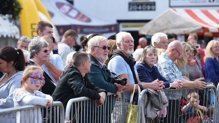 A busy day, a fun day, a great day: Whittlesey Festival again provided a spectacular day of family e