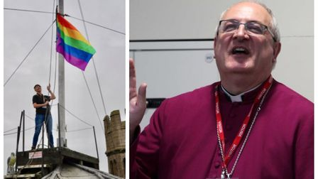Bishop of Ely, the Rt Rev Stephen Conway, has spoken for the first time about reaction to the cathed