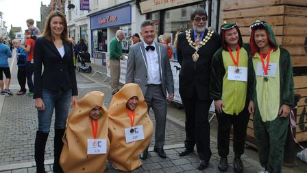 Here's how the Ely potato race shaped up last year. Fancy joining the action for 2018? Now's your ch